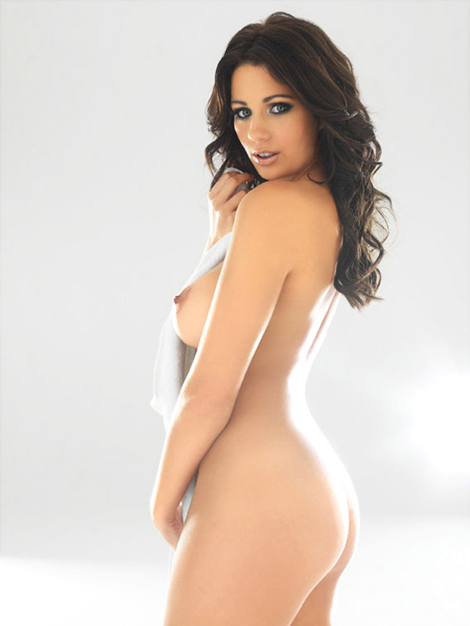 Above Nuts holly peers nude